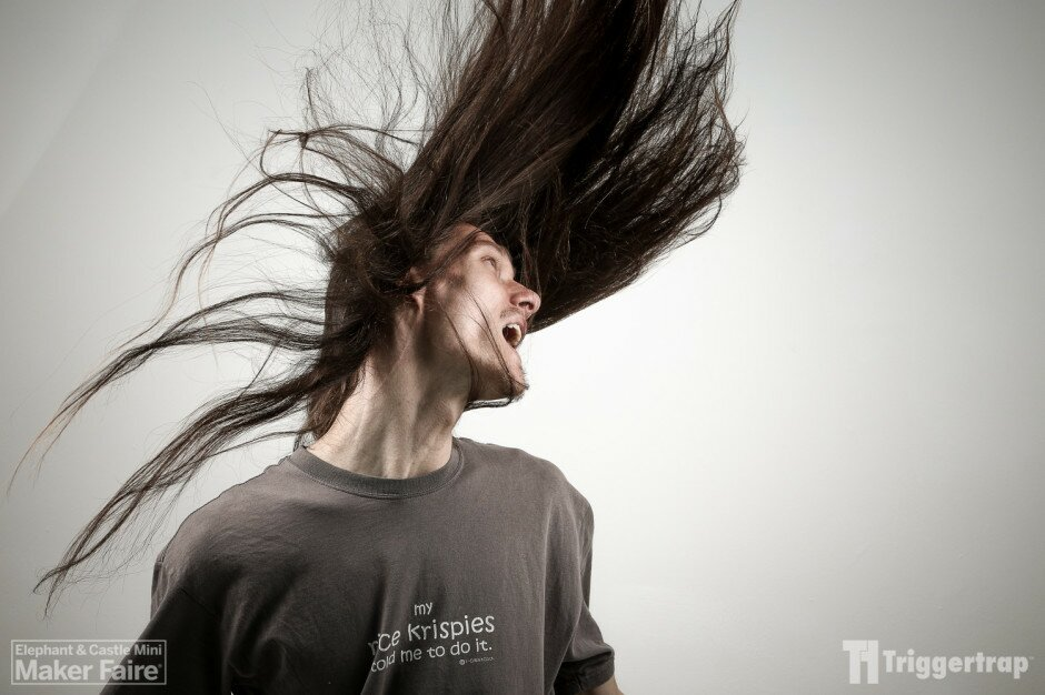 Awesome hair action